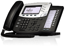 Digium D70 Business IP Phone for Asterisk